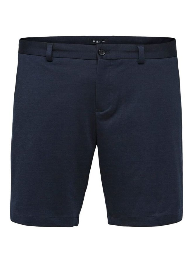 Selected formeel stretch shorts