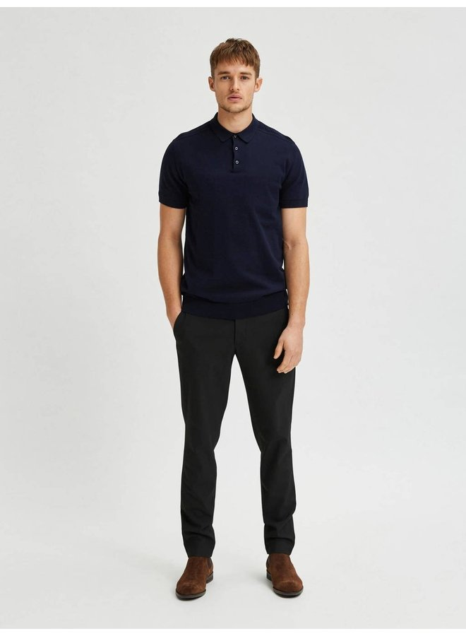 Selected Polo Donkerblauw