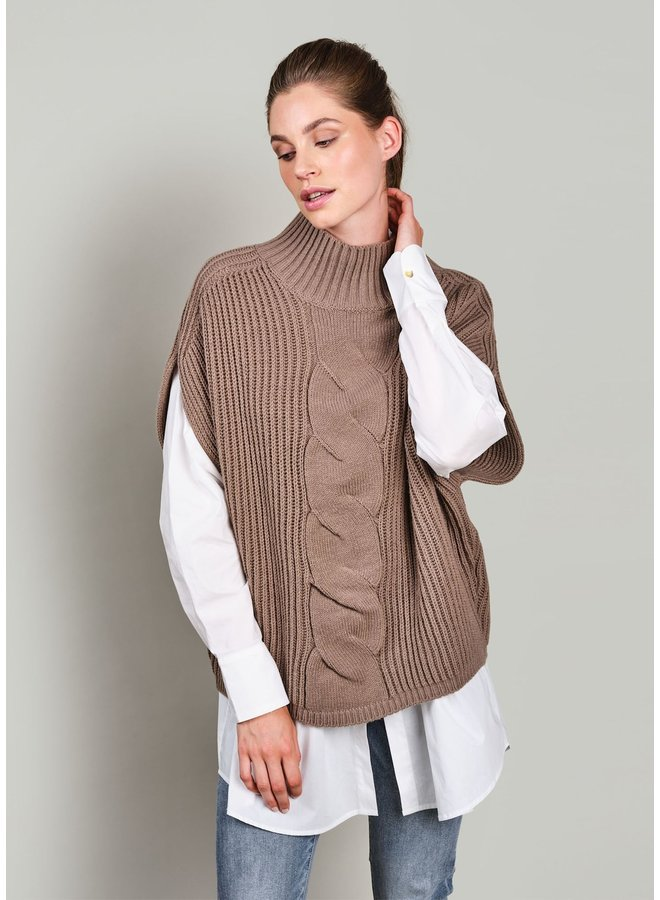 Summum spencer donker taupe