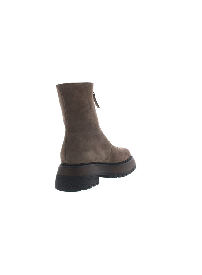 Toral boots met rits