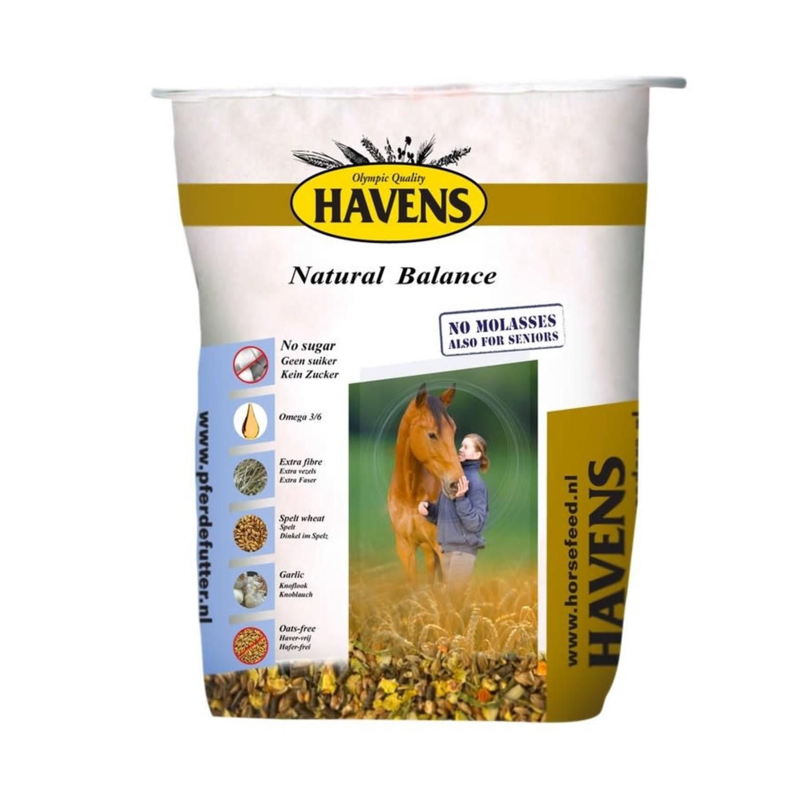 Havens Havens Natural Balance 17,5KG