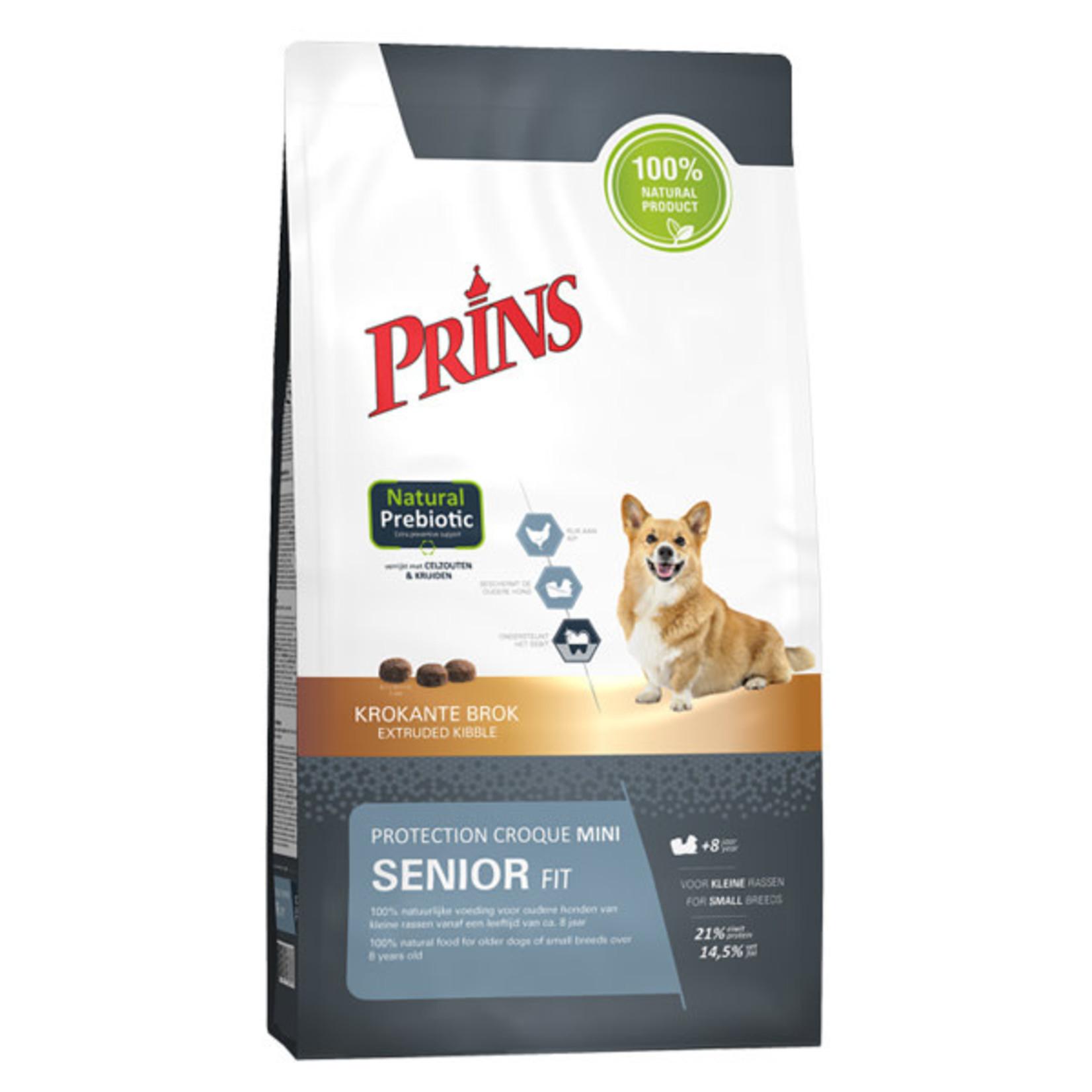 Prins Petfoods Prins Protection Mini Senior Croque