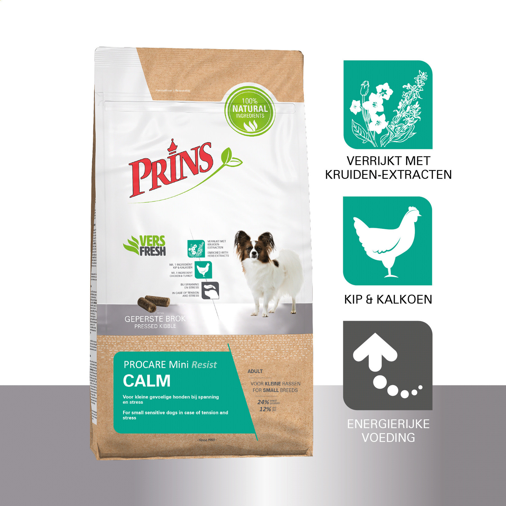 Prins Petfoods Prins Procare Mini Resist