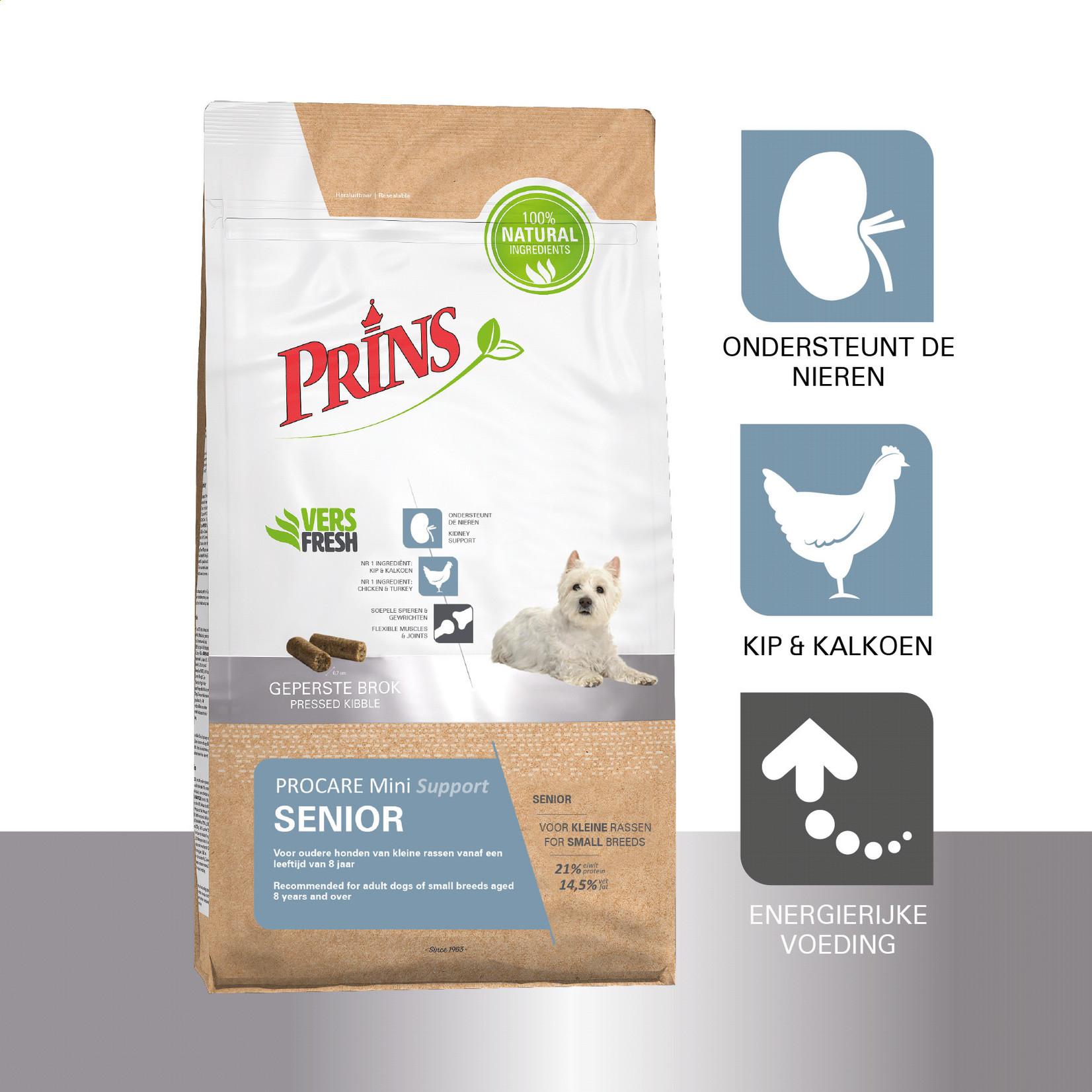 Prins Petfoods Prins Procare Mini Senior