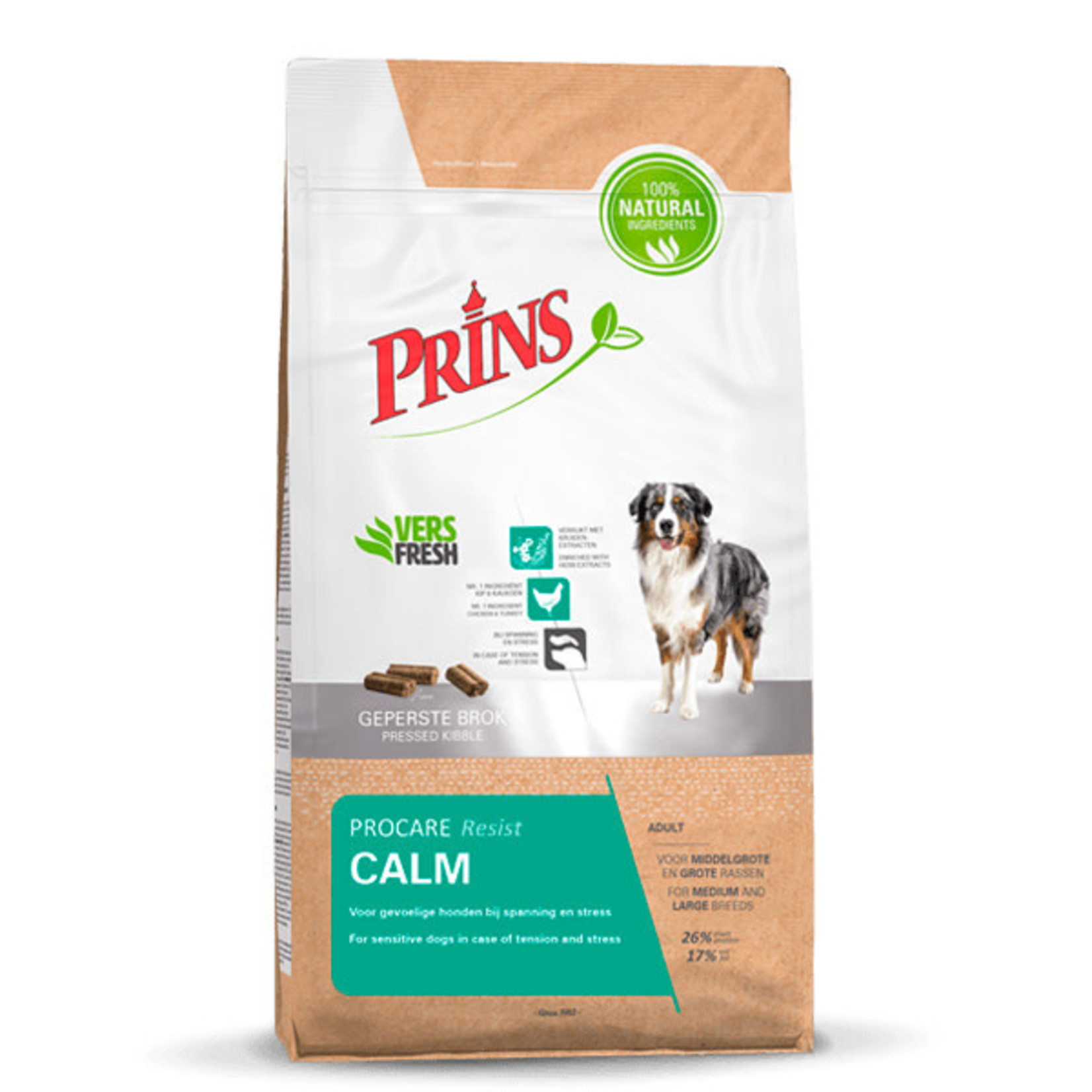 Prins Petfoods Prins Procare Resist Calm