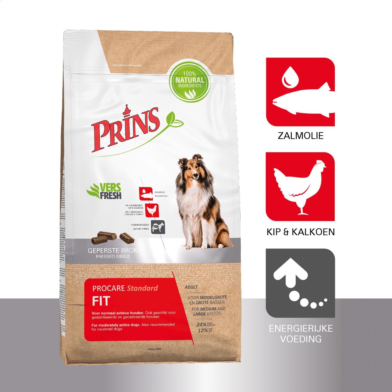 Prins Petfoods Prins Procare Standaard Fit