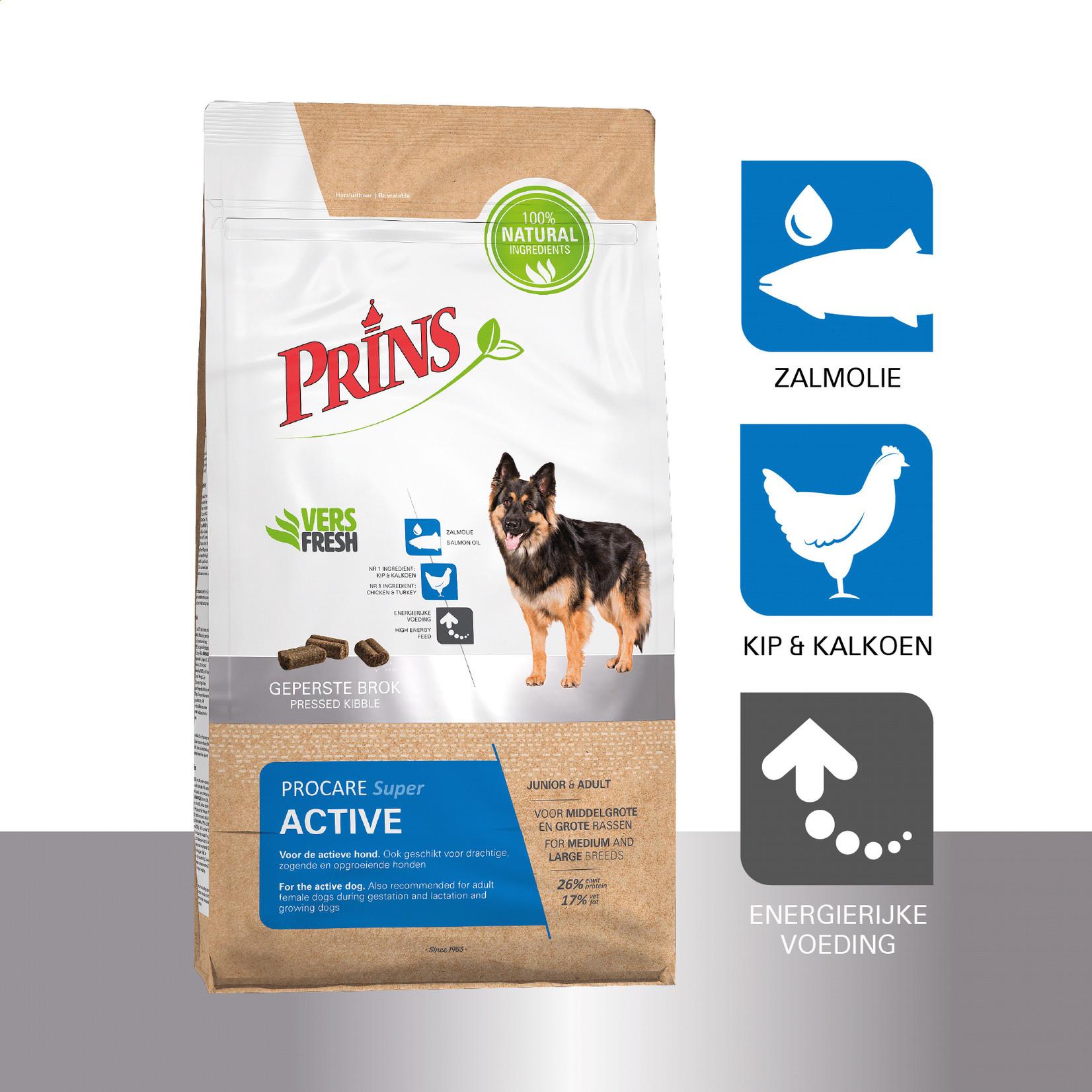 Prins Petfoods Prins Procare Super Active