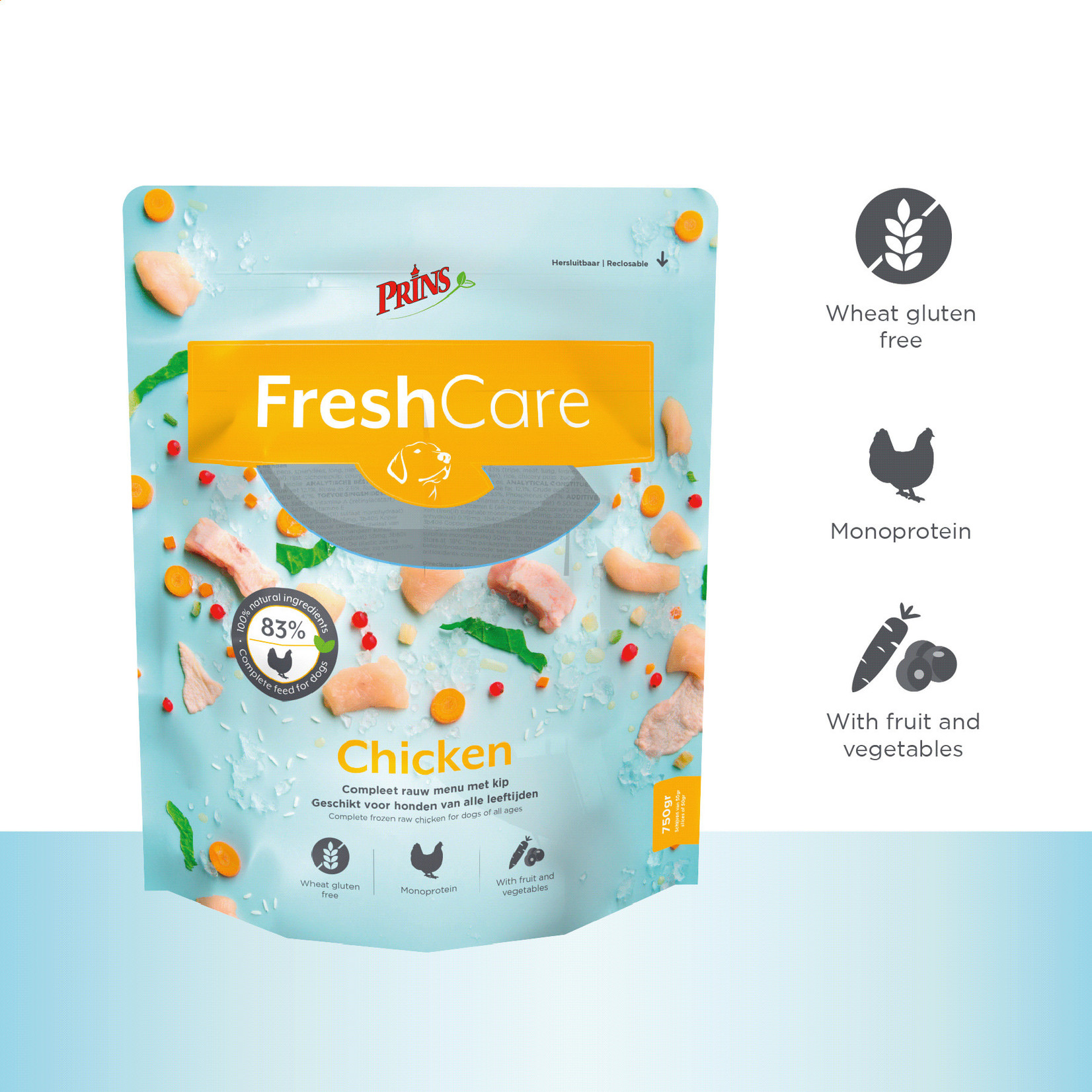 Prins Petfoods Prins Fresh Care Chicken