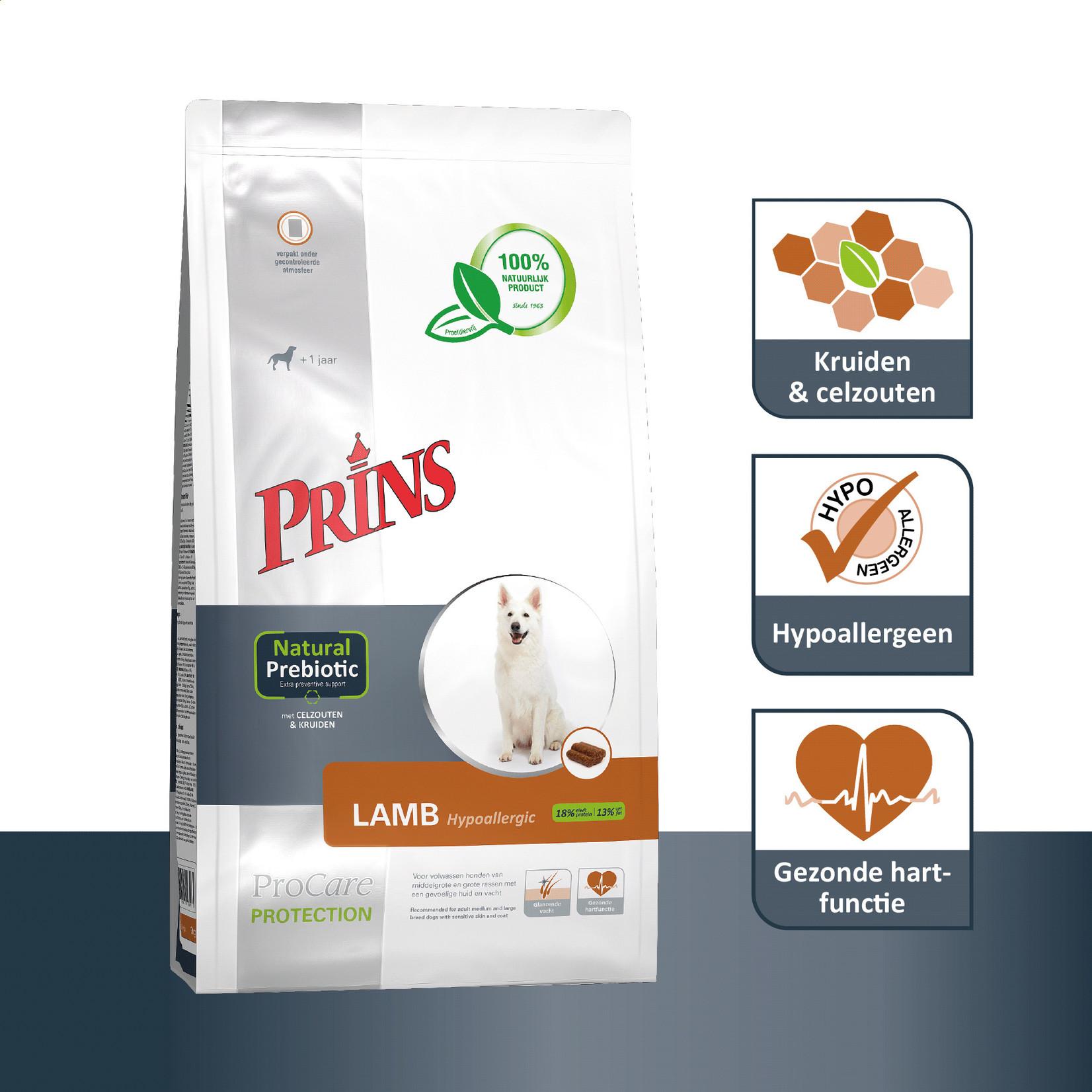 Prins Petfoods Prins Protection Lam Hypoallergenic
