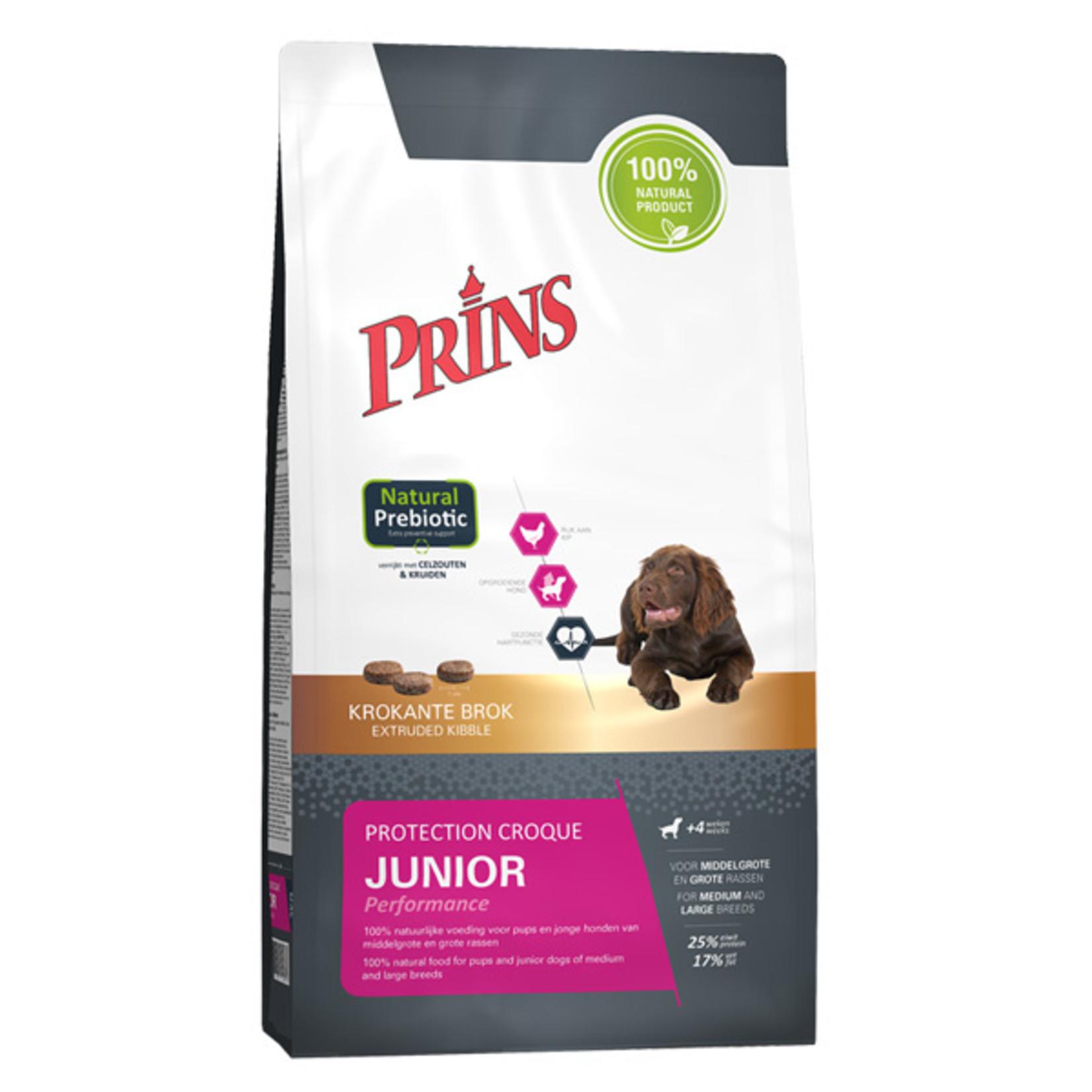 Prins Petfoods Prins Protection Junior Croque