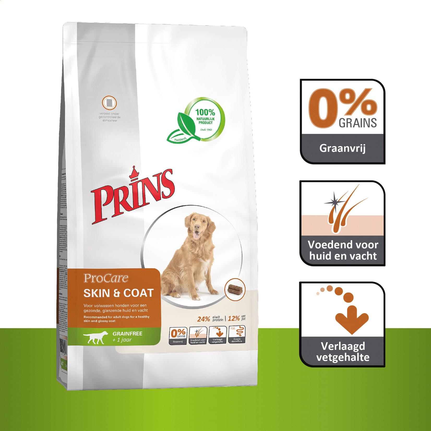 Prins Petfoods Prins Grainfree Skin&Coat
