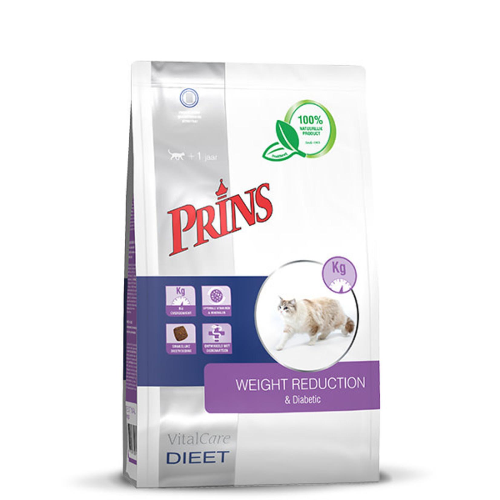 Prins Petfoods Prins Kat Dieet WR & Diabetic