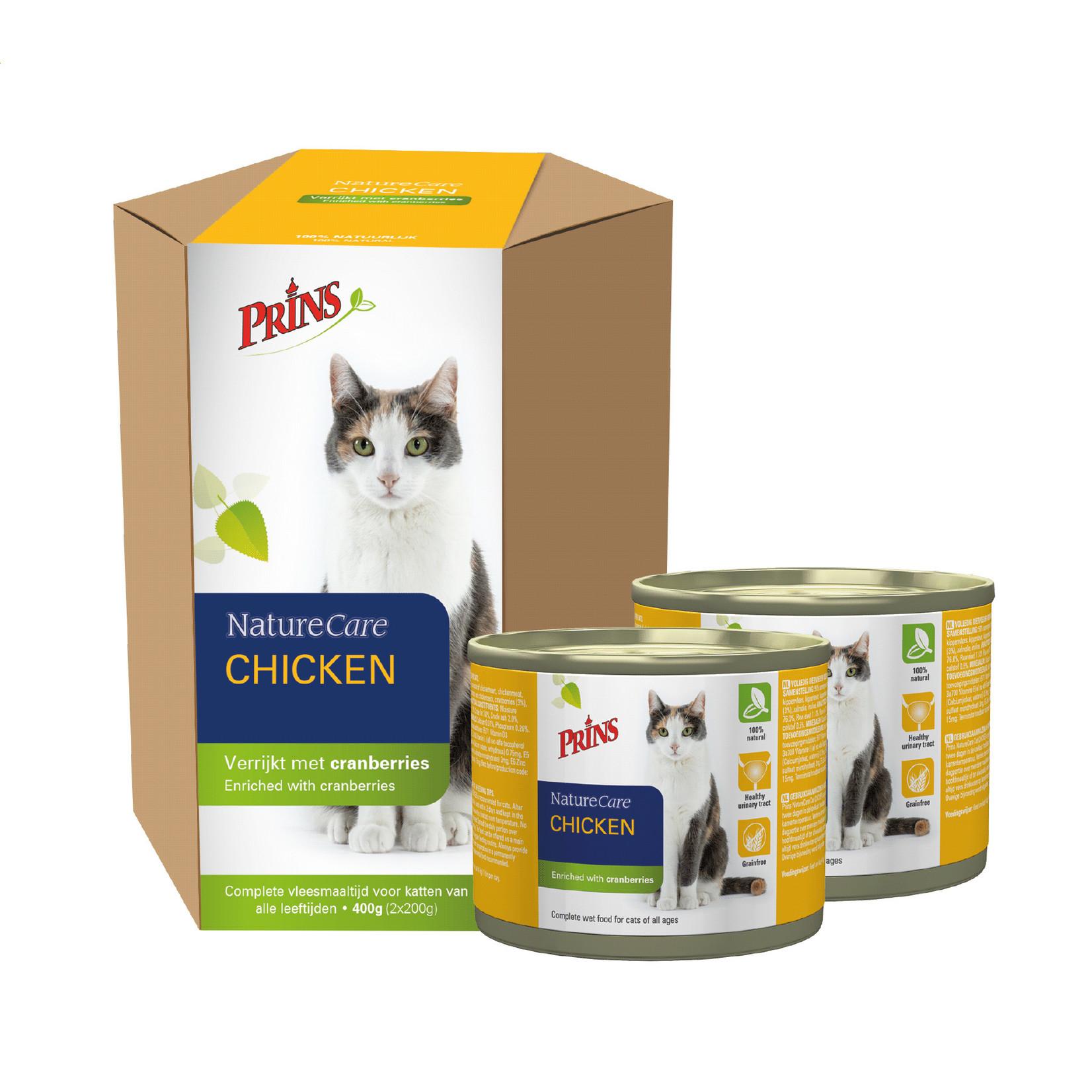 Prins Petfoods Prins Nature Care Kat Chicken
