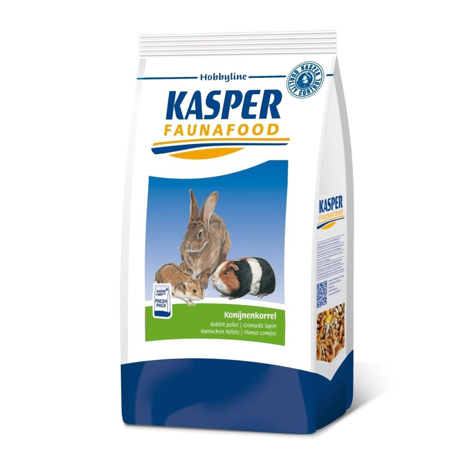 Kasper Faunaf. KFF Konijnenkorrrel 4KG