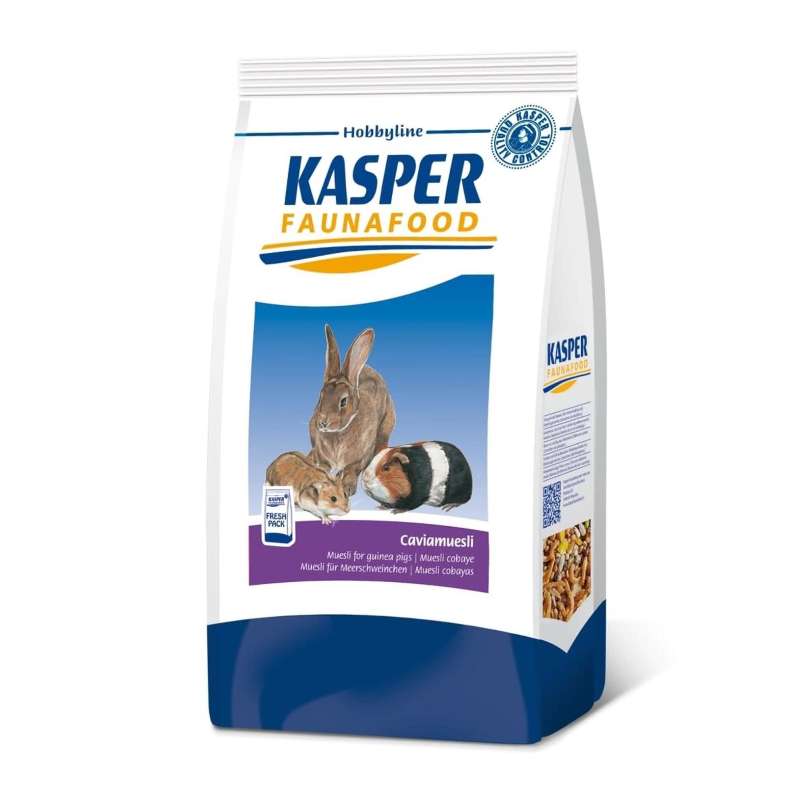 Kasper Faunaf. KFF Cavia Muesli 2,5KG