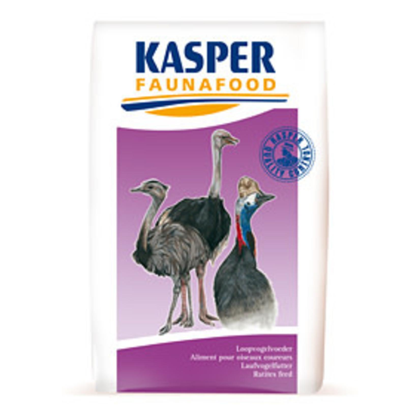 Kasper Faunaf. KFF Loopvogel Onderhoudskorrel - 20 KG