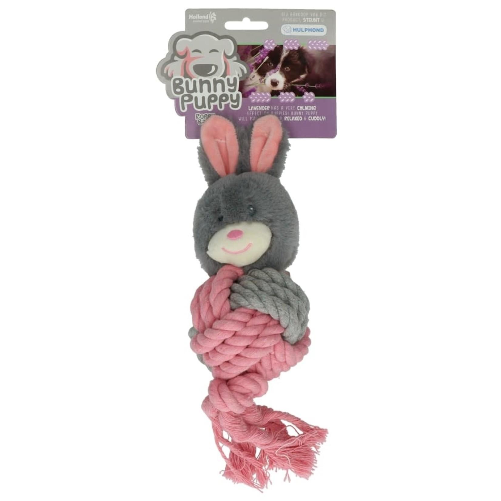 Hofman Bunny Puppy Ropey Ball