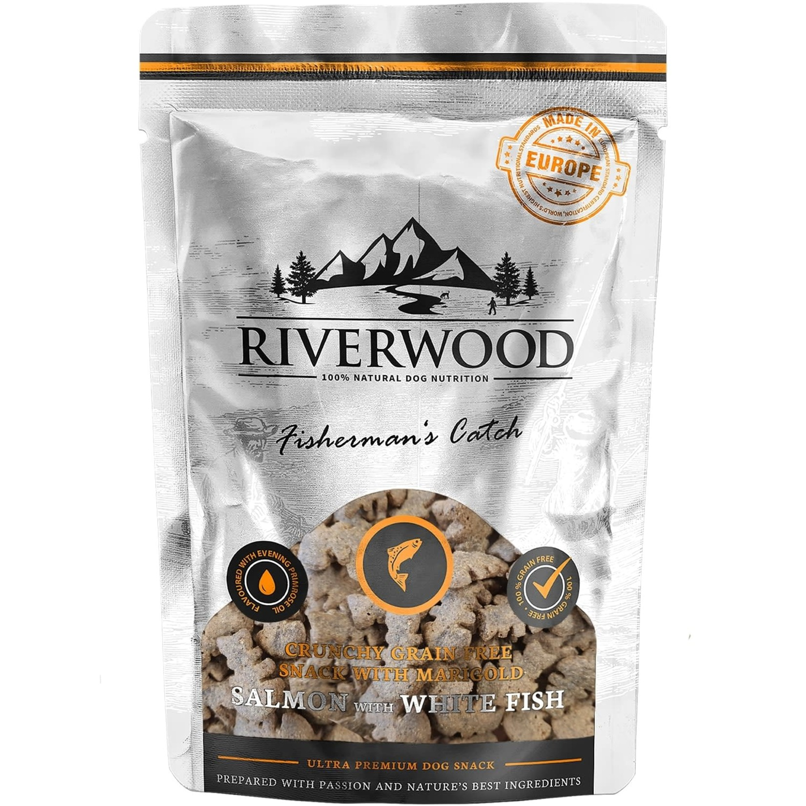Riverwood Riverwood snack Salmon & Whitefish