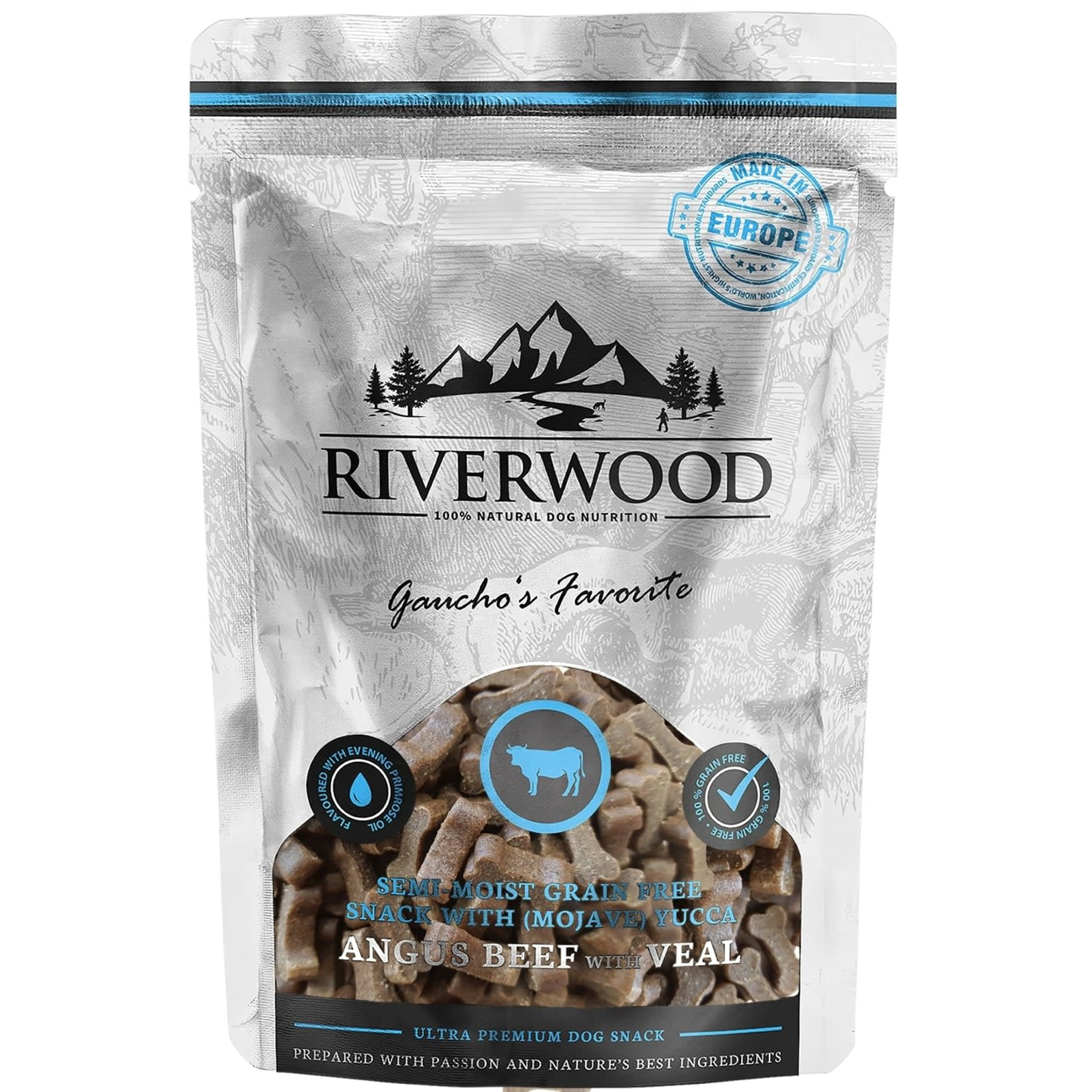 Riverwood Riverwood snack Angus Beef & Veal