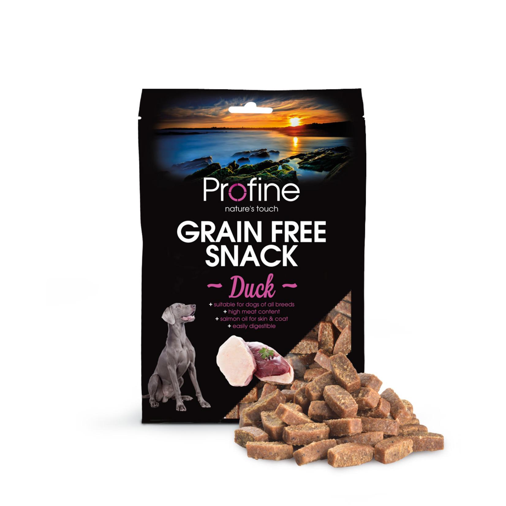 Profine Profine Snack Grainfree Duck 200 gram
