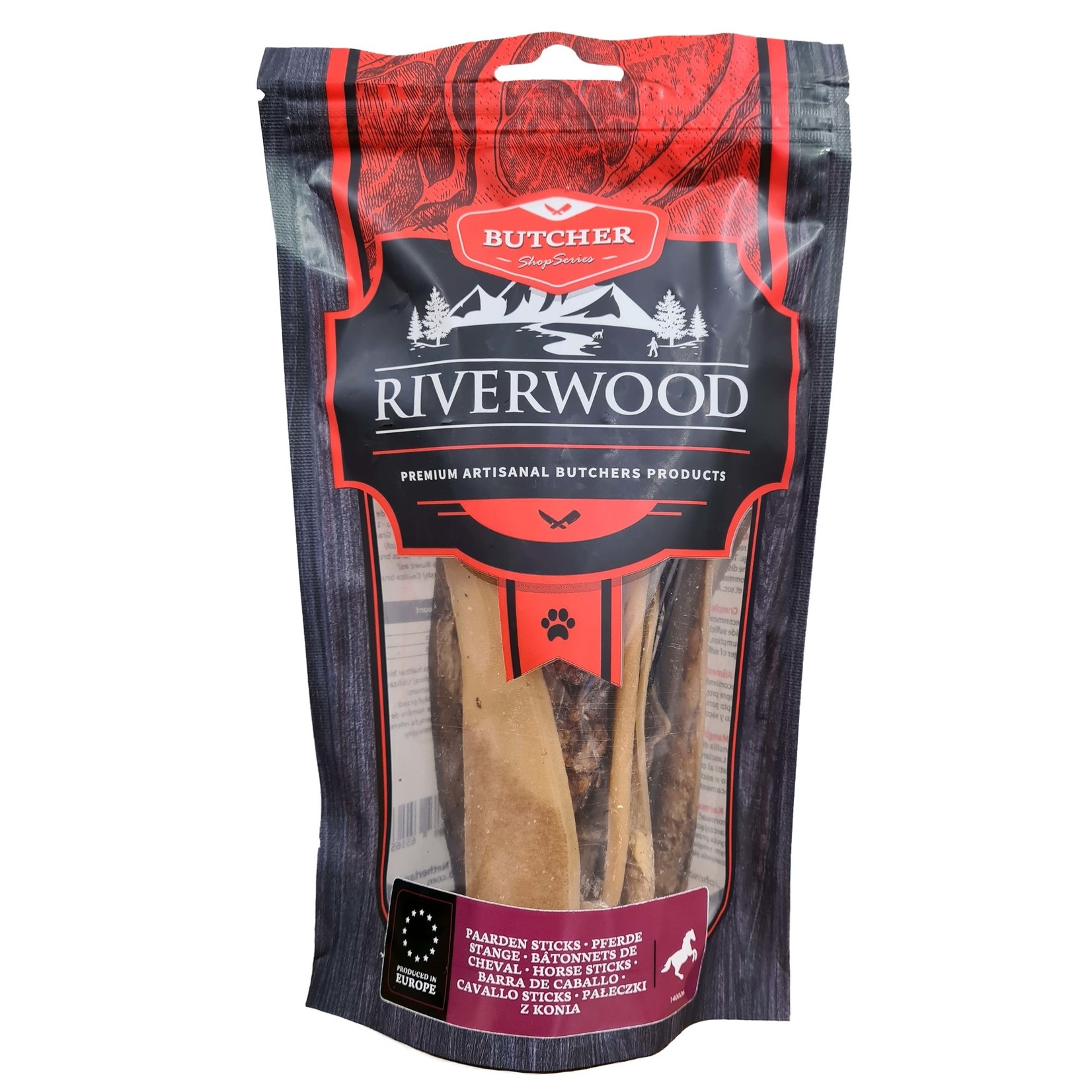 Riverwood Riverwood Horse sticks  (150 gram)