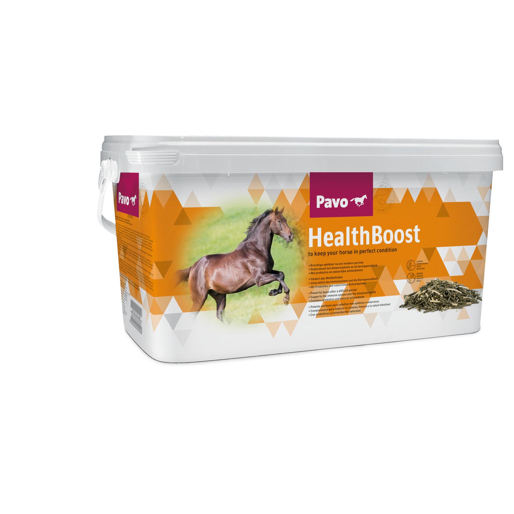 Pavo Pavo HealthBoost 8 KG