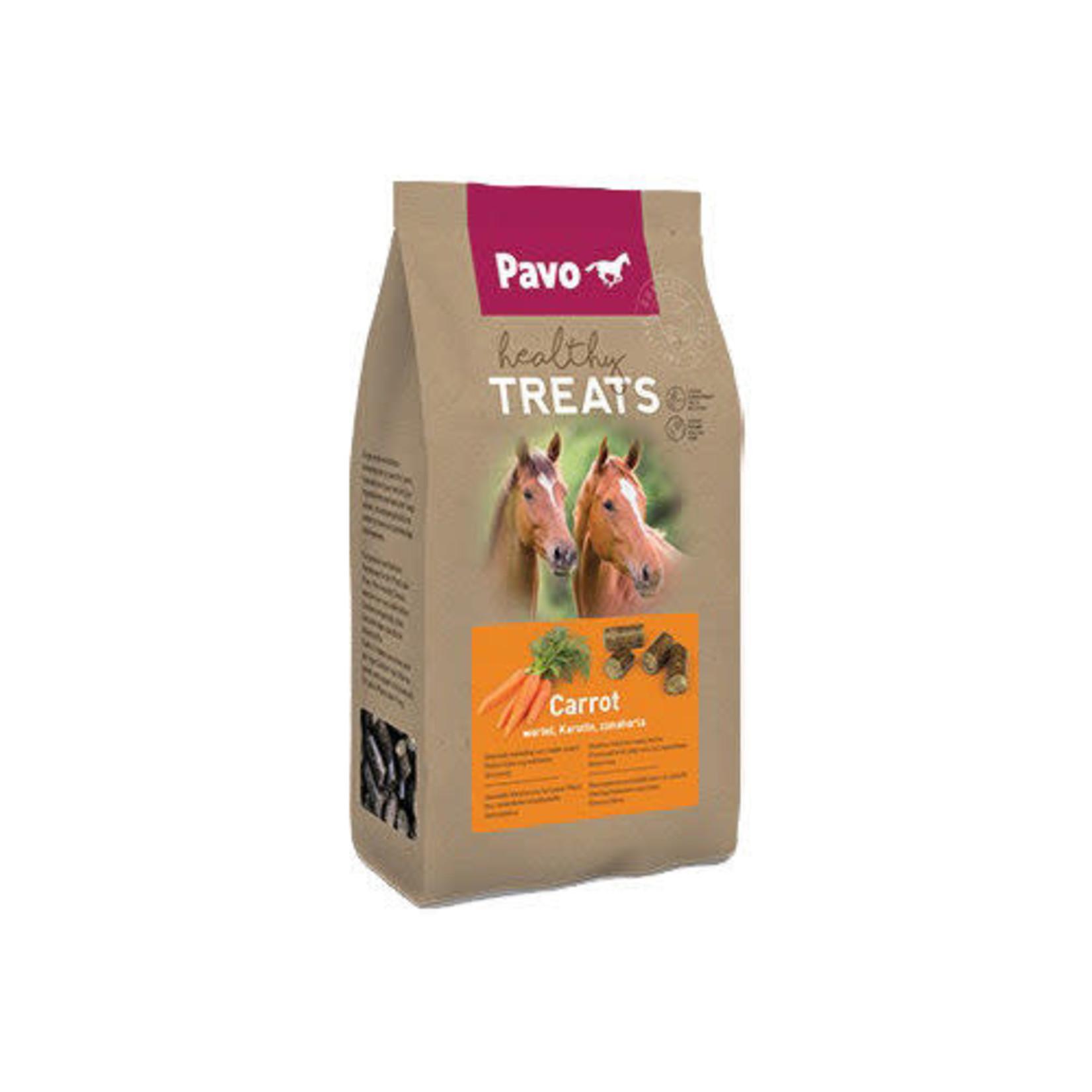 Pavo Pavo Healty Treat Carrot