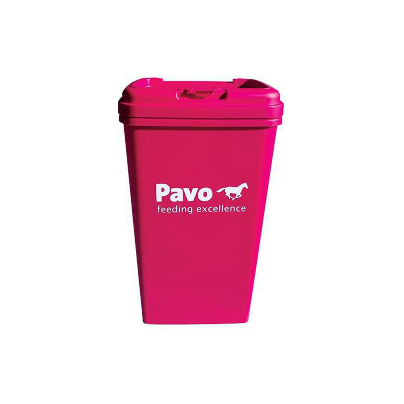 Pavo Pavo voerton