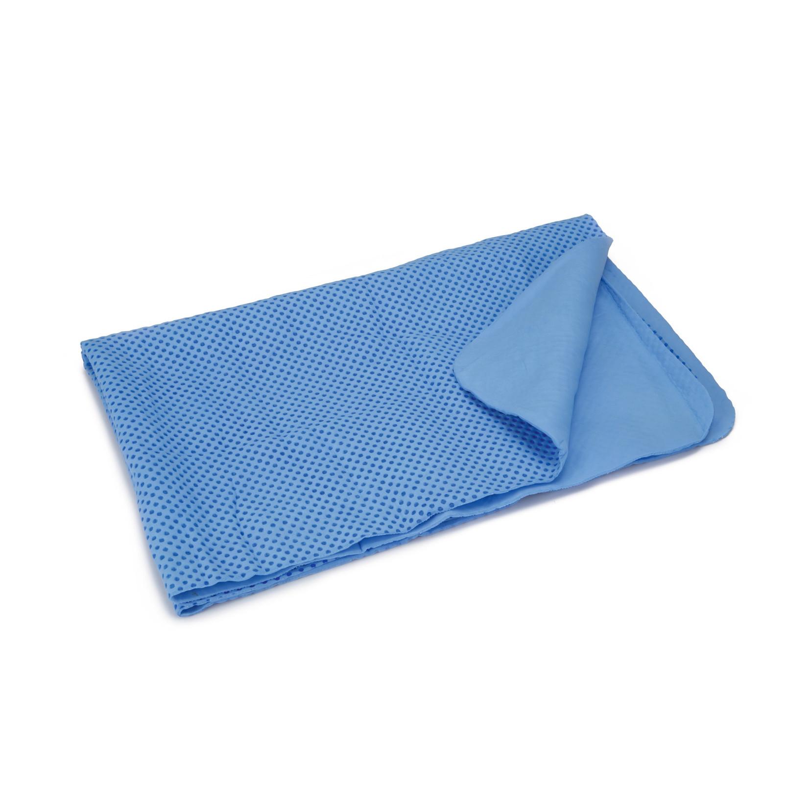 Beeztees Drooghanddoek Blauw