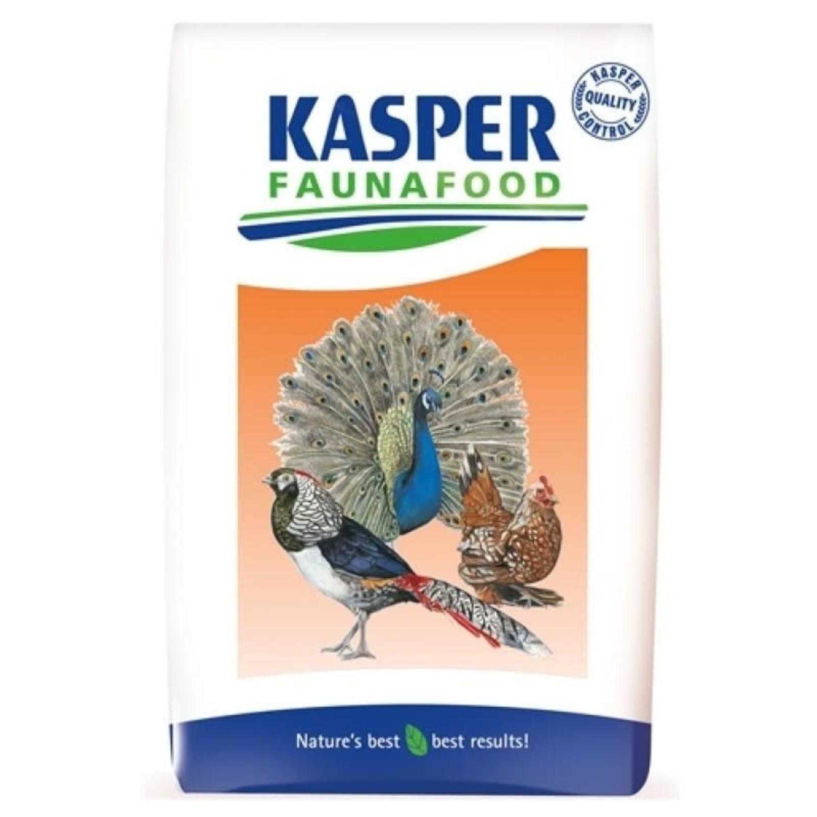 Kasper Faunaf. KFF Sierhoender (Gallus) 2 - Opfokkorrel