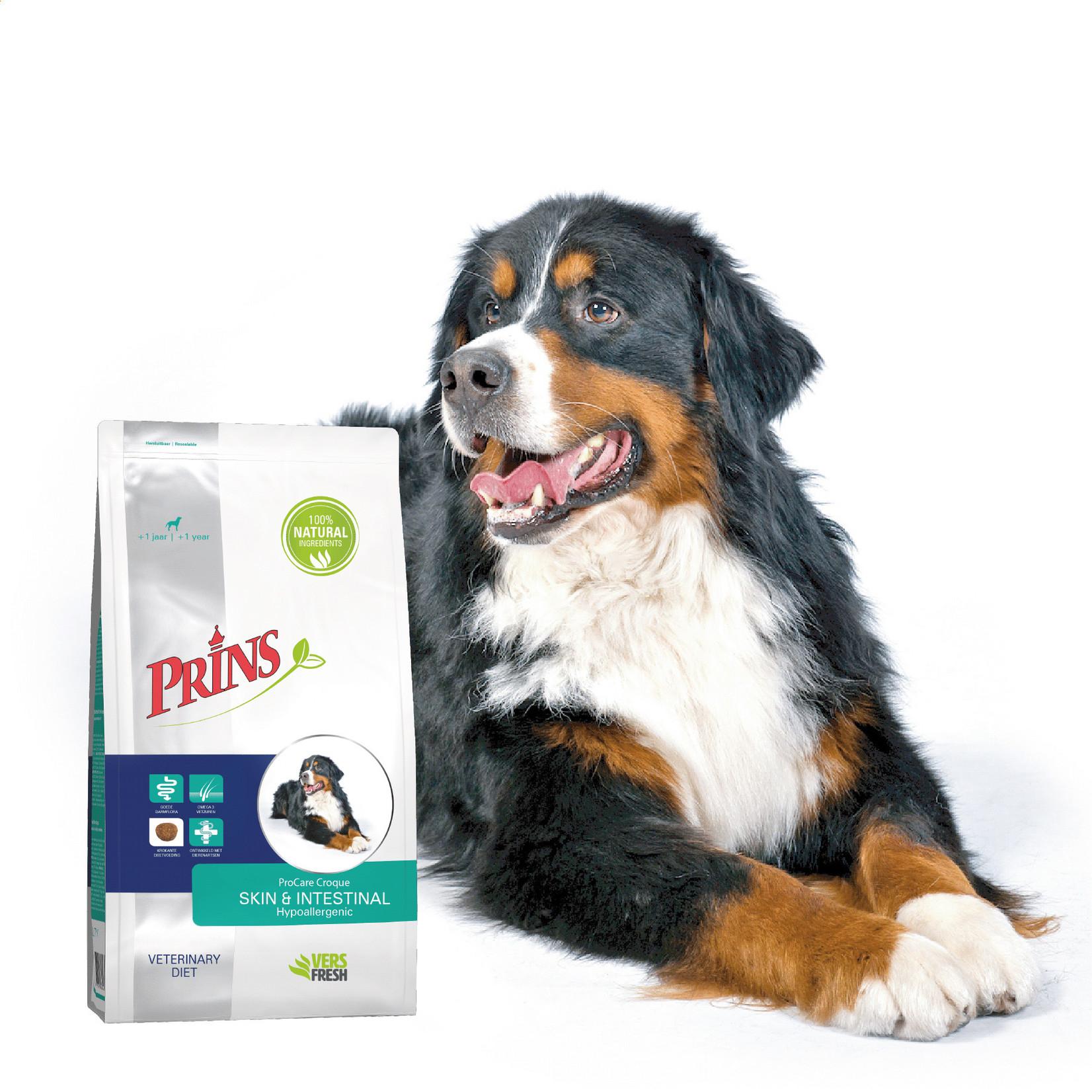 Prins Petfoods Prins Hond Dieet Skin&Intestinal