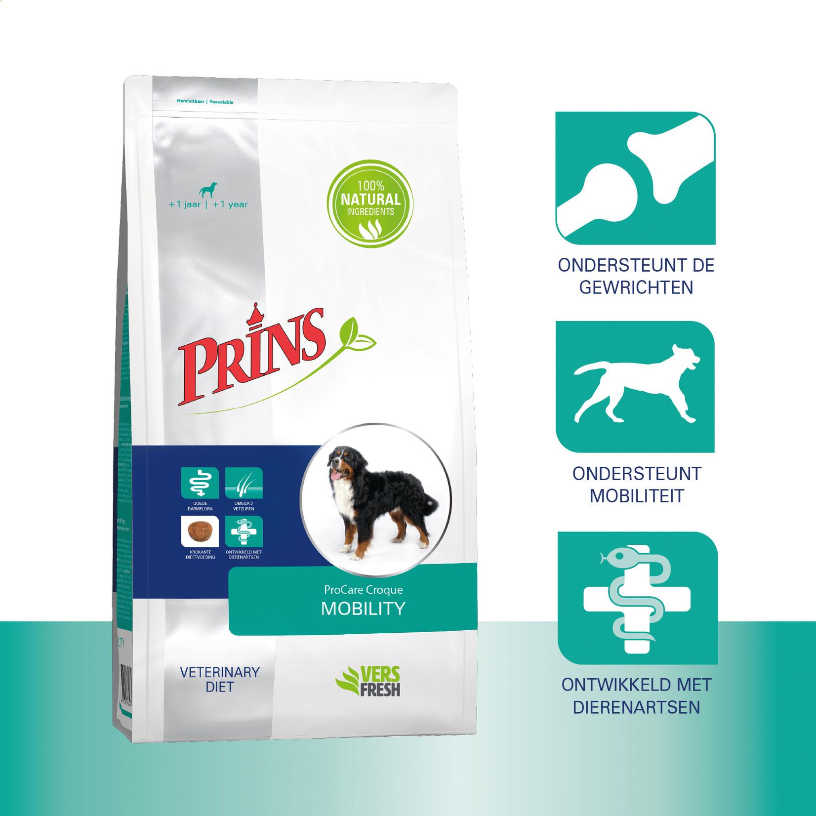 Prins Petfoods Prins Hond Dieet Mobility