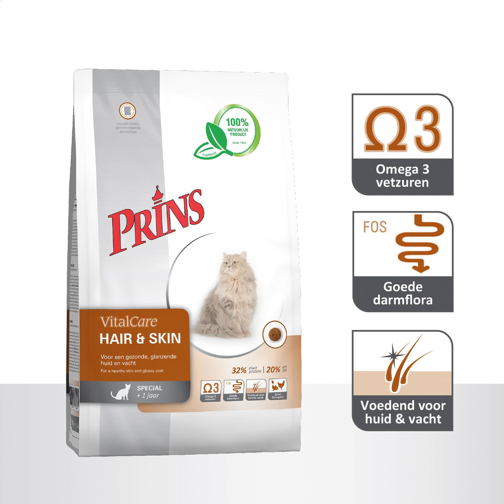 Prins Petfoods Prins Vitalcare Hair & Skin