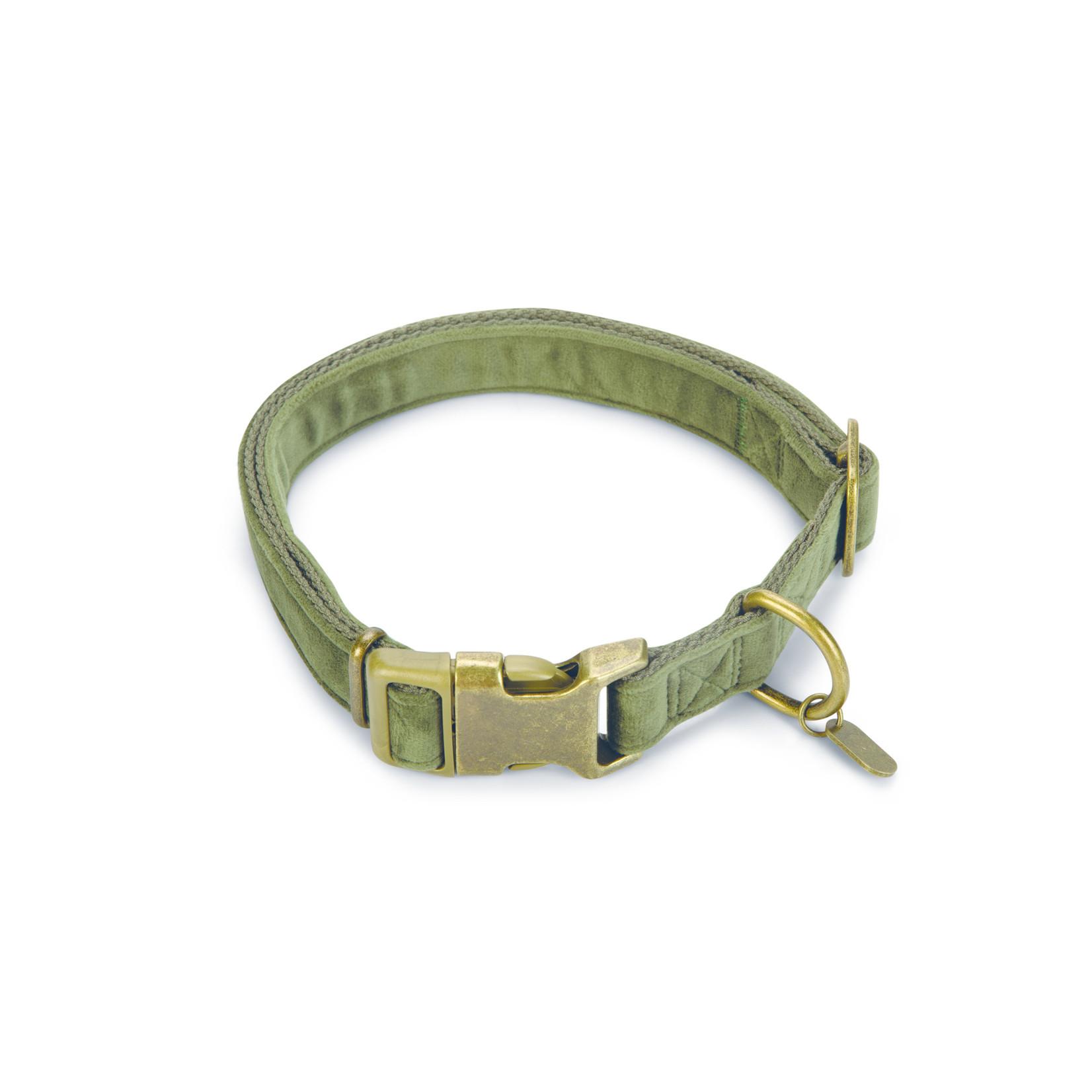 Beeztees Velura Halsband Groen