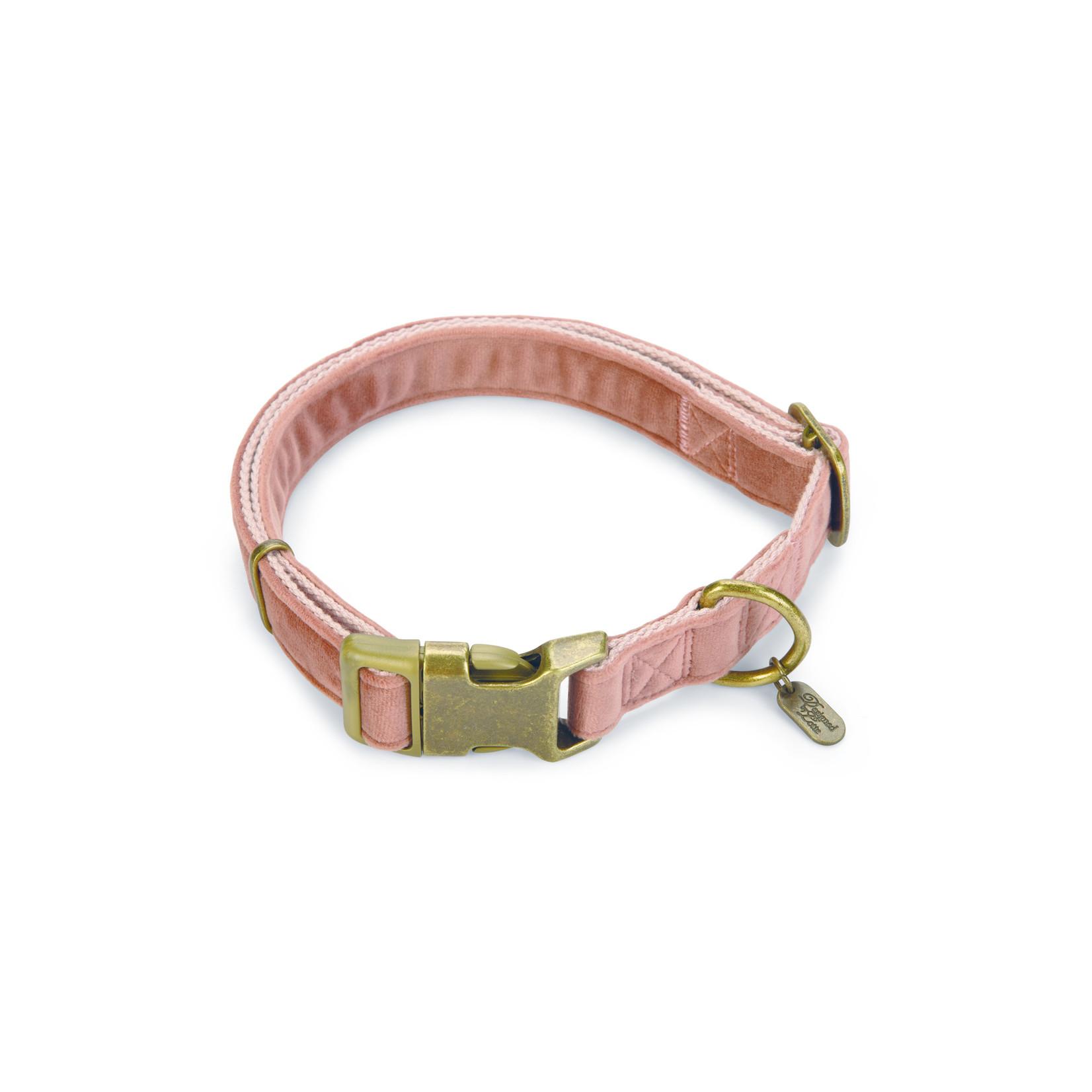 Beeztees Velura Halsband Roze