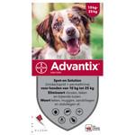 Advantix Advantix Hond 250 (10-25 KG)