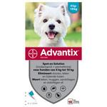 Advantix Advantix Hond 100 (4-10 KG)