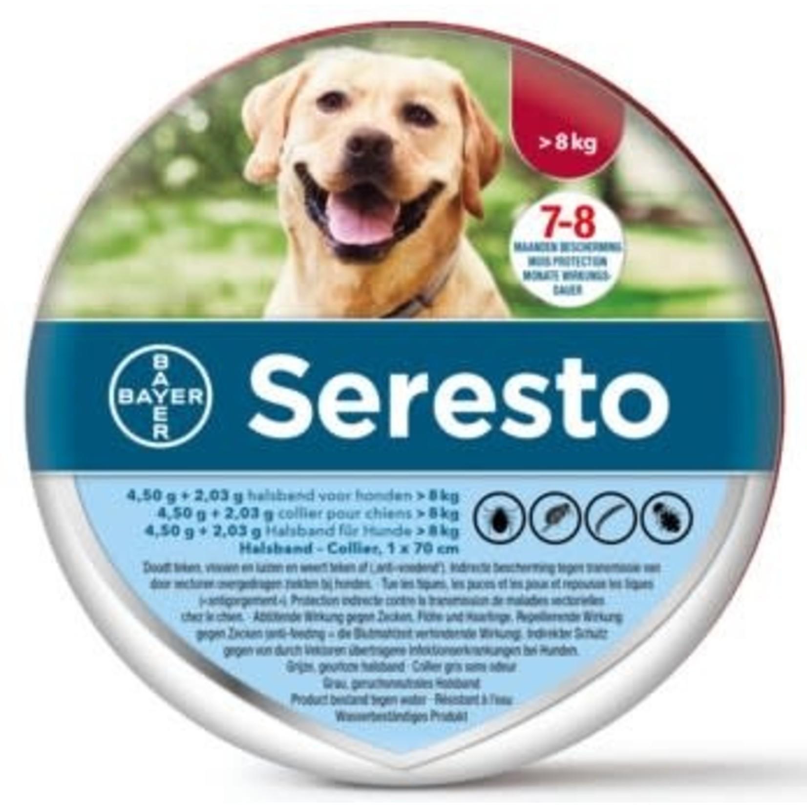 Seresto Seresto band hond groot (70 cm)
