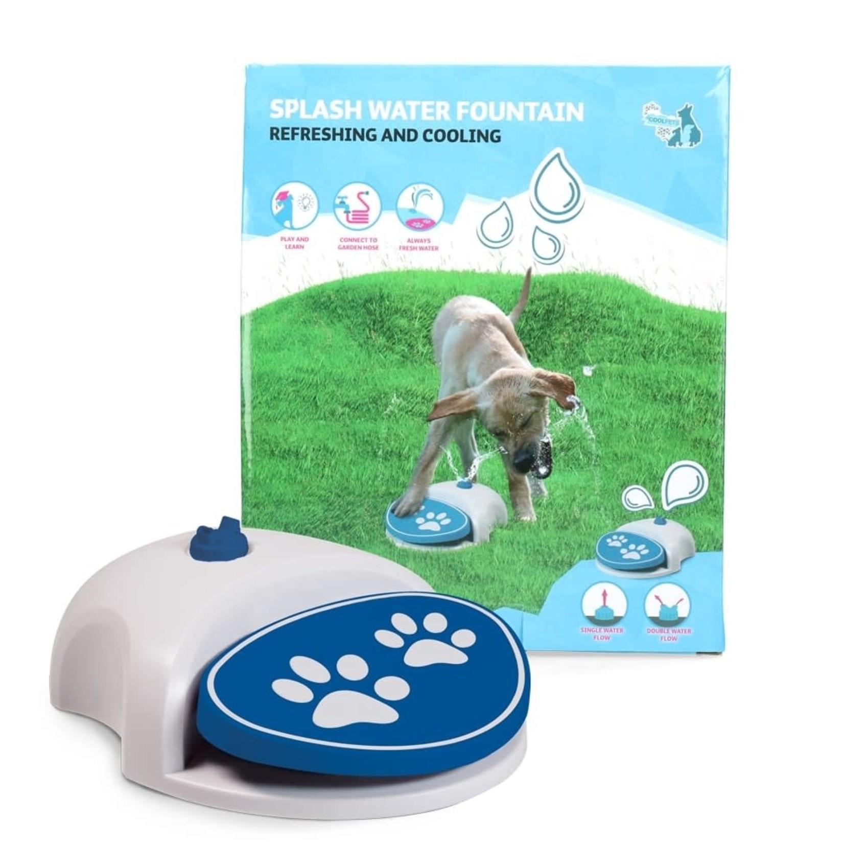 Hofman CoolPets Splash Water Fountain