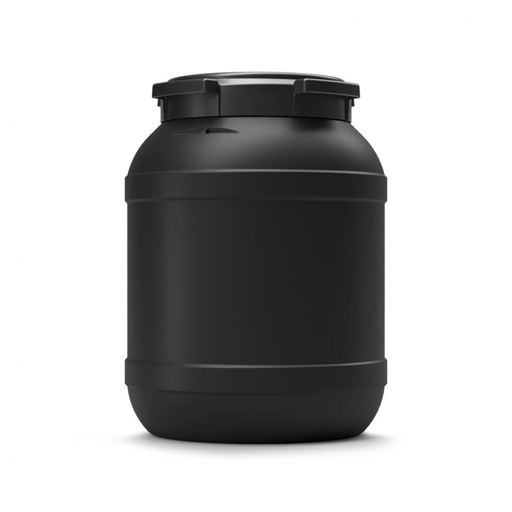 Voerton.nl Voerton 26 Liter Zwart UV Curtec