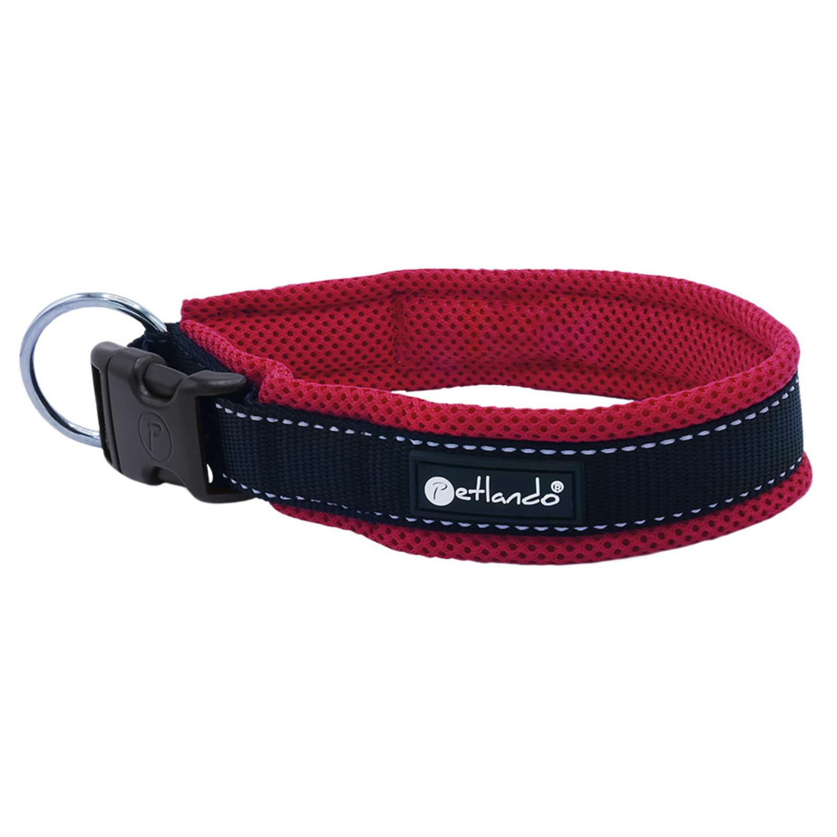 Petlando Outdoor Collar Red
