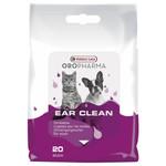 Versele-Laga Ear clean cat & dog oordoekjes 20 stuks