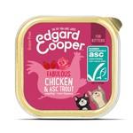 Edgar & Cooper E&C Natvoer Kitten Kip en ASC-forel