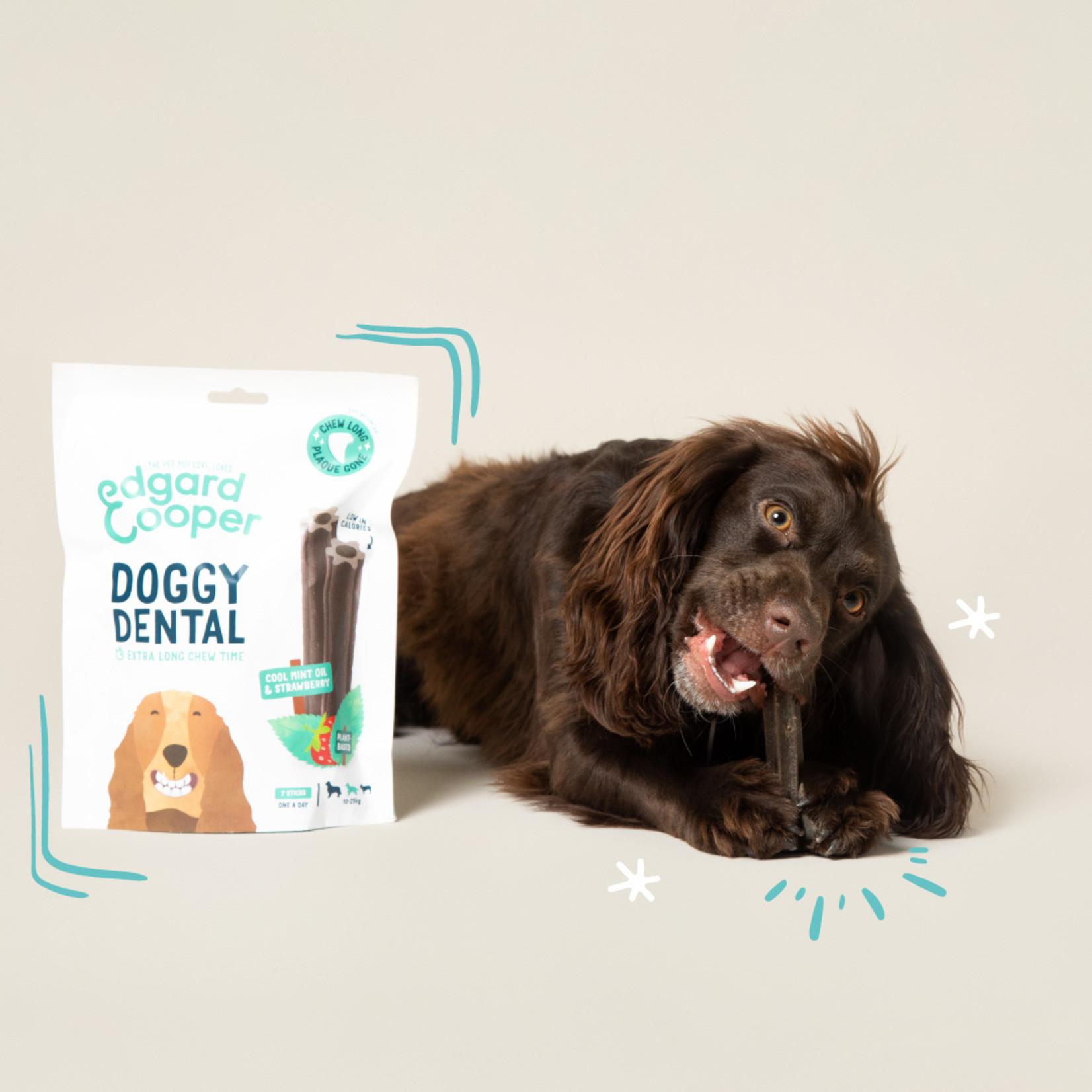 Edgar & Cooper E&C Doggy Dental Strawberry & Mint