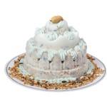 Voederkransen en taarten