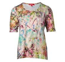 Dames shirt km, diverse kleuren