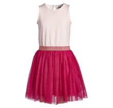 Meisjes jurk Fuchsia tule