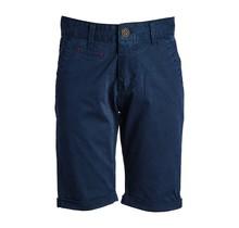 Jongens korte broek marine/design