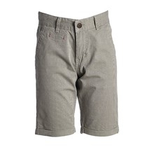 Jongens korte broek grijs/design