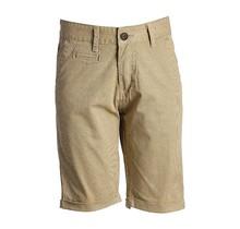 Jongens korte broek beige/design